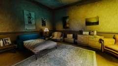 Novas texturas no primeiro apartamento da novela