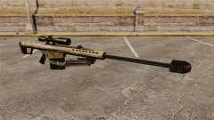 O Barrett M82 sniper rifle v14