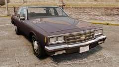 Chevrolet Impala 1985