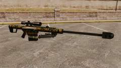 O Barrett M82 sniper rifle v13