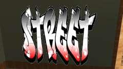 Graffity mod para GTA San Andreas