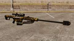 O Barrett M82 sniper rifle v11