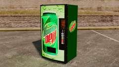 Novas máquinas de refrigerante