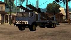 Caminhão KAMAZ 43085