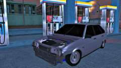 VAZ 2109 quebrado para GTA San Andreas