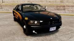 Dodge Charger 2008 LCPD Slicktop [ELS] para GTA 4