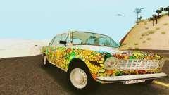 VAZ 21011 Hippie
