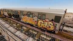 Novo graffiti metrô para v4 para GTA 4