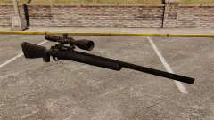 O M24 sniper rifle