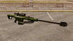 O Barrett M82 sniper rifle v4