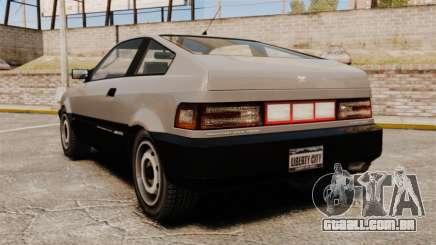 BLista nova luzes de marcha atrás para GTA 4