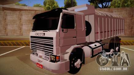 Scania 113H Frontal estaca BETA para GTA San Andreas