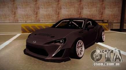 Subaru BRZ Rocket Bunny para GTA San Andreas