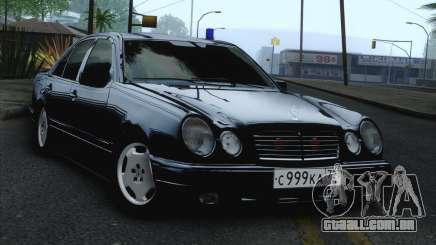 Mercedes-Benz E420 para GTA San Andreas