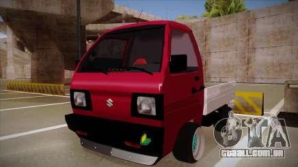 Suzuki Carry Drift Style para GTA San Andreas