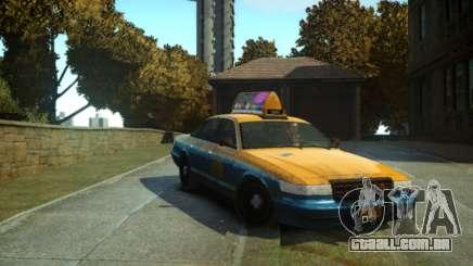 GTA V Taxi para GTA 4