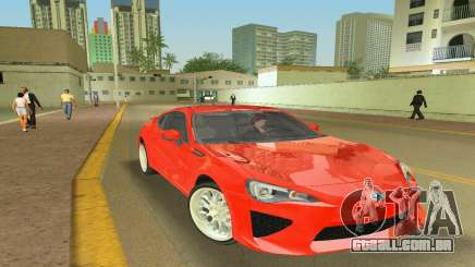 Subaru BRZ Type 2 para GTA Vice City
