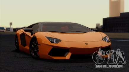 Lamborghini Aventador LP760-2 EU Plate para GTA San Andreas