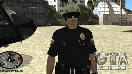 Los Angeles Air Support Division Pilot para GTA San Andreas