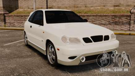 Daewoo Lanos GTI 1999 Concept para GTA 4