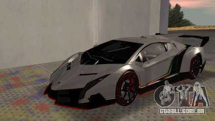 Lamborghini Veneno Advance Edition para GTA San Andreas