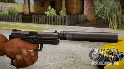 USP45 com silenciador para GTA San Andreas