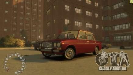 VAZ 2106 para GTA 4