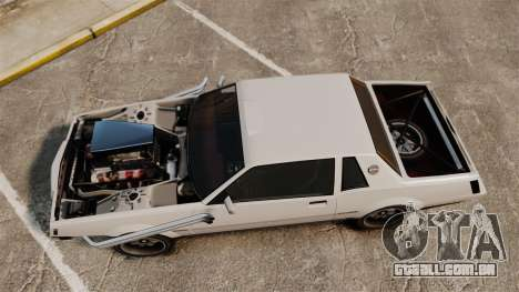 Sabre Rod Ride para GTA 4 vista direita
