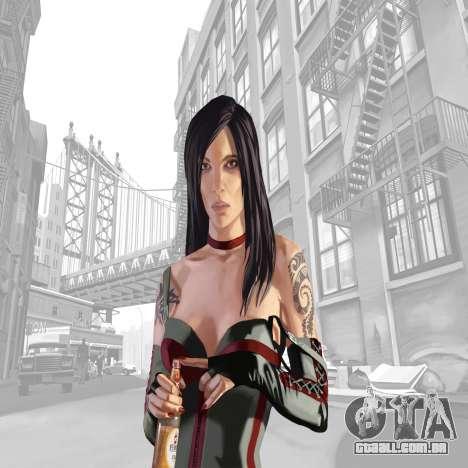 Telas de carregamento, The Lost and Damned para GTA 4