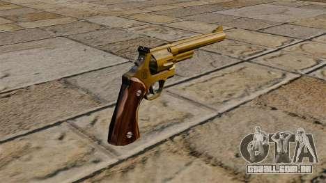 S & W M29 revólver 44Magnum. para GTA 4 segundo screenshot