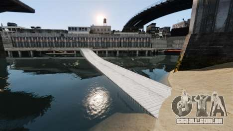 Bohan-Dukes Off Road Track para GTA 4 sétima tela