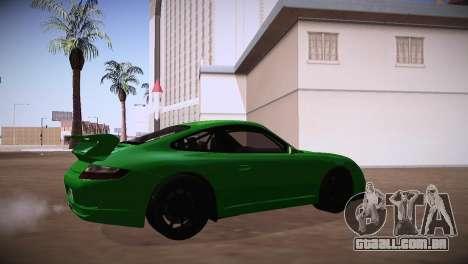 Porsche 911 TT Ultimate Edition para GTA San Andreas vista direita