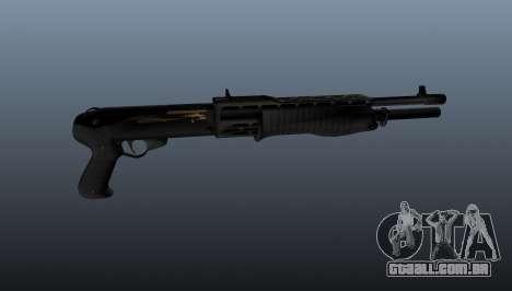 Half-Life de espingarda para GTA 4 terceira tela