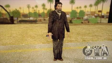Saddam Hussein para GTA San Andreas