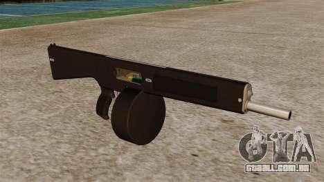 A shotgun AA-12 para GTA 4
