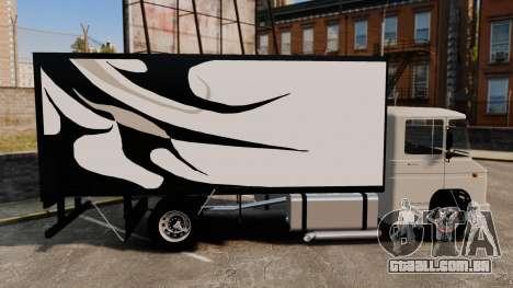 Mercedes-Benz 608 para GTA 4 esquerda vista