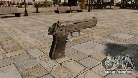 Pistola semi-automática Beretta para GTA 4 segundo screenshot