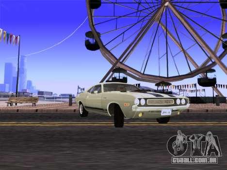 SA_RaptorX v 2.0 para PC fraco para GTA San Andreas terceira tela