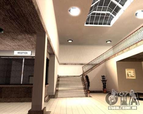 Textura melhorada em Jefferson para GTA San Andreas quinto tela