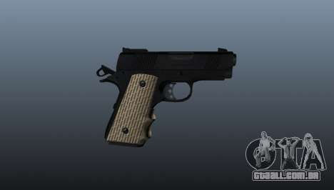 Colt arma de defesa para GTA 4 terceira tela