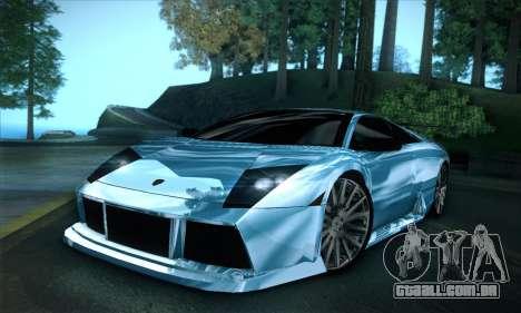 Lamborghini Murcielago GT Coloured para GTA San Andreas