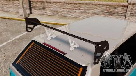 Extreme Spoiler Adder 1.0.7.0 para GTA 4 por diante tela