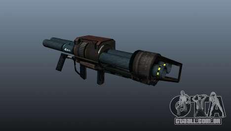 Lançador de foguetes de Halo para GTA 4 segundo screenshot