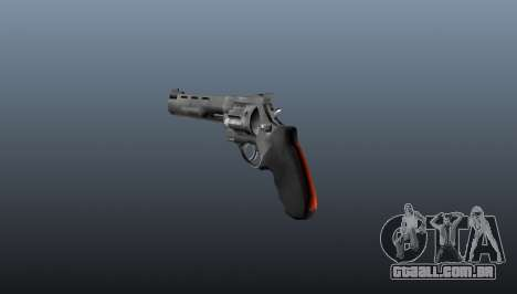Raging Bull revólver para GTA 4 segundo screenshot