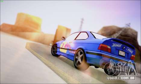 Reflective ENBSeries v1.0 para GTA San Andreas terceira tela