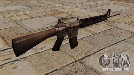 Fuzil de assalto M16A2 para GTA 4 segundo screenshot