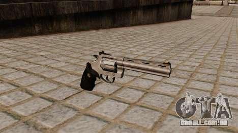 Revólver Colt Anaconda para GTA 4