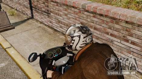 Uma coleção de capacetes Arai v1 para GTA 4 sexto tela