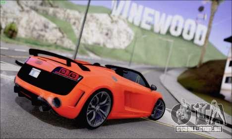 Reflective ENBSeries v1.0 para GTA San Andreas
