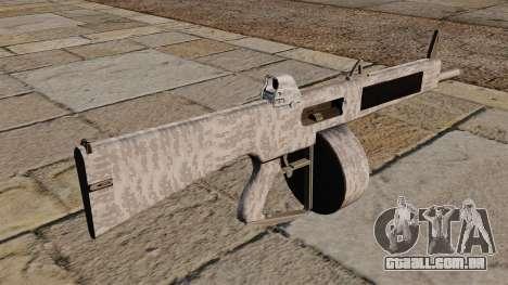 O AA-12 shotgun inverno para GTA 4 segundo screenshot